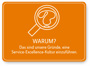 service excellence kompass motivation